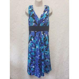 Jones New York Women's Dress Sz 6 Sheath Dress